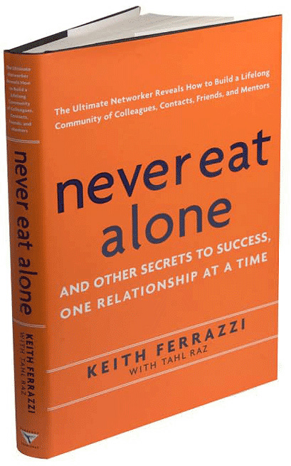 keith ferrazzi never eat alone pdf