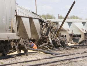 Train wreck - compressed