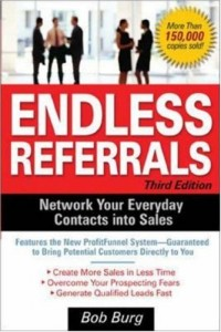 Endless Referrals - Bob Burg Cover