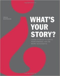 What's Your Story Cover