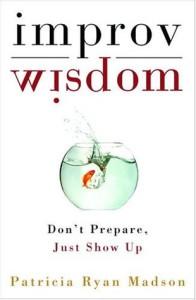 improv wisdom cover