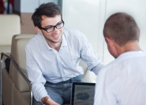 You Can Easily Avoid Being a Pushy Salesperson: Guide Your Prospects to the Next Step™