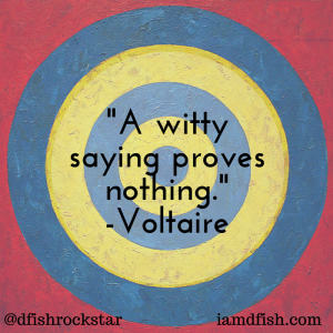 Witty - Voltaire