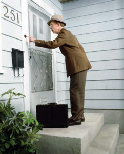 Door to door movie image