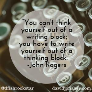 Writer's Block - Rogers